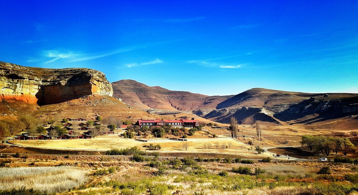 Golden Gate Highlands National Park-Hein Grobler